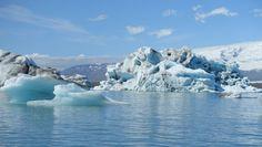 Jökulsárlón. #iceland
