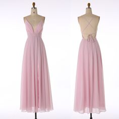 www.dressywomen.com media catalog product cache 1 image 9df78eab33525d08d6e5fb8d27136e95 p i pink-v-neck-backless-split-side-prom-party-dresses.jpg