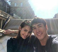 Sweet Couple, Love Couple, Male Stories, Couple Posing, Couple Photos, Breastfeeding Photos, Thai Drama, Celebrity Couples, Cute Couples