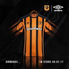 Camisas do Hull City 2017-2018 Umbro  d010f8790