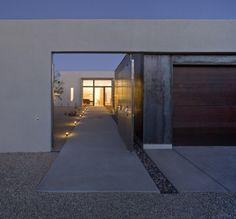Six Courtyard Houses In Tucson, Arizona