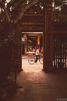 Hoi An, Vietnam - Old Temple