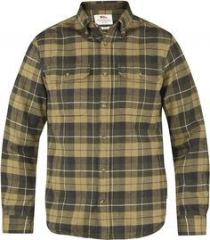 Fjallraven | Sarek Heavy Flannel Shirt