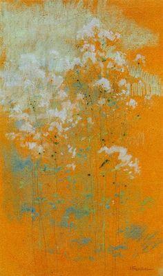 Wild Flowers, 1889-1891 John Henry Twachtman