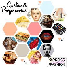 Across The Fashion: No me gusta enfrascarme, sino agarrar lo mejor de cada estilo y hacerlo mio