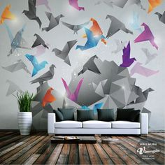 Polish wall mural / sticker designer Vimagio presents a model new assortment of 3D murals.      Murals are product of an revolutionary supplies with canvas development so the equipment is awfully simple. If mural is stick awry, you probably can it peel off and stick as soon as extra. The... - #Collection, #Interior, #Murals, #Stickers, #Vimagio, #VimagioCom, #Wall, #WallMurals, #Wallmurals