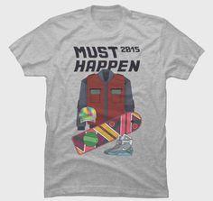 Must Happen 2015 - Future Day Tee