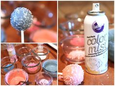 Easy instructions on how to make cake pops so they turn out perfect (or at least close to it)! - www.Prepared-Housewives.com #cakepops #foodstorage