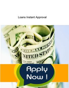 When you are in desperate need of cash to be arranged quickly, then best thing to do is to rely on instant approval loans. This fiscal offer guarantees cash help in least possible time without forcing you to face complex formalities like paperwork, documentation and collateral.