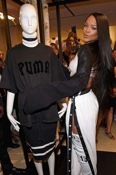 #FentyxPuma by #Rihanna, así es la colección #AW16