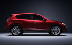 2014 #CX5 in Soul Red