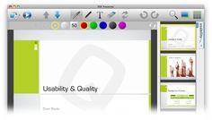 PDF Presenter Screenshot