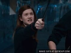 Would you be Luna, Hermione, or Ginny? I got Ginny!