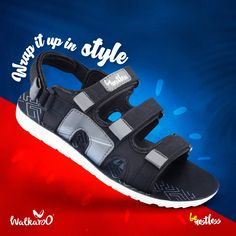 Take on the challenges and wrap them up in style! #Walkaroo #BeRestless Online Collections, Kid Shoes, Shoes Online, Birkenstock, Challenges, Footwear, Sandals, Kids, Stuff To Buy