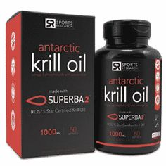 Antarctic Krill Oil Double Strength with EPA DHA and Astaxanthin 60 Liquid Softgels 2 Month Supply ** Check out this great product. (This is an affiliate link) Ketogenic Diet Plan, Ketogenic Diet For Beginners, Ketogenic Recipes, Diet Recipes, 5 Htp, Krill Oil, You Ought To Know, Natural Supplements, Nutritional Supplements