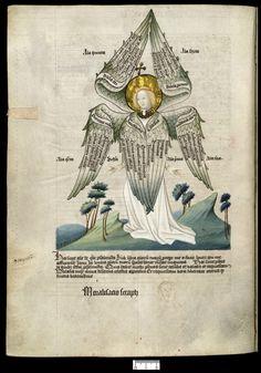 Nicolaus de Lyra, Postillae in Prophetas, Utrecht, 1423-1425. Hs. 252 | Utrecht University Library, The Netherlands