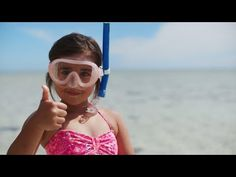 A family holiday on the Great Barrier Reef - YouTube