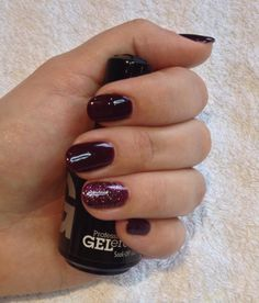 Jessica GELeration Midnight Affair with Aphrodisiac. Created by TLC Beauty.