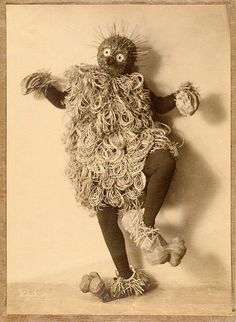 The Crazy Costumes that Couldn't Conceal Tragedy   Hint Fashion Magazine