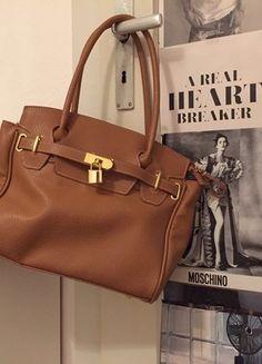 Kaufe meinen Artikel bei #Kleiderkreisel http://www.kleiderkreisel.de/damentaschen/handtaschen/115212820-camelfarbene-tasche-im-hermes-look