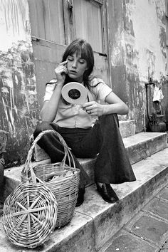 Jane Birkin feat. the South of France | Man Repeller