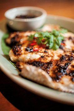 Vietnamese BBQ Fish #guysandgirlsbehindthegrill