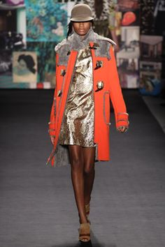 Tracy Reese...need this coat