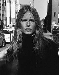 Anna Ewers by Photographer Myro Wulff - Minimal. / Visual.
