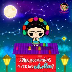 Porque juntitos es mejor... ¡Acompáñame! #MaríasINC #AmoElCieloEstrellado #Estrellas #Cielo #Noche
