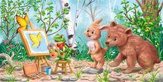 Иллюстратор Константин Саланда (70 работ)