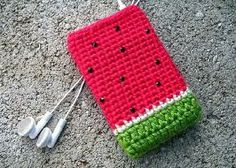 funda movil crochet ganchillo - Buscar con Google