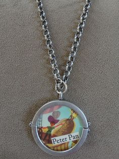 Rare Vintage 1952 Disney Peter Pan & Captain by TicketTrinkets, $30.00