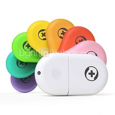 360 Mini Portable Wifi Dongle Wireless Router with Built-in PIFA Antennas (Assorted Colors) - USD $4.95