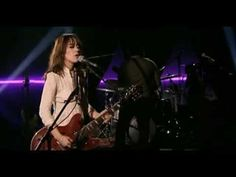 Feist proves is an incredible guitarist, in addition to being incredible at just about everything else.