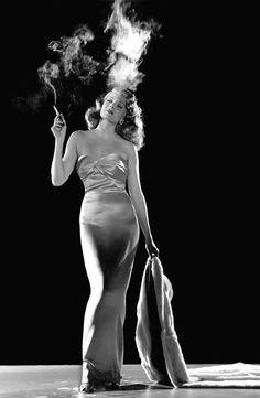 Rita Hayworth for Gilda