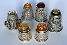 Gallery.ru / Фото #1 - Польское серебро с балтийским янтарем - mtvphoto
