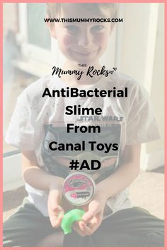 AntiBacterial Slime From Canal Toys #AD | This Mummy Rocks Sensory Activities, Infant Activities, Sensory Play, Learning Activities, Activities For Kids, Every Mom Needs, Sensory Boxes, Raising Girls, Happy Mom
