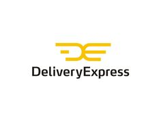 Delivery Express logo design by Alex Tass