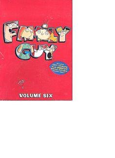 Family-Guy-Vol-6-DVD-2008-3-Disc-Set-FACTORY-SEALED-FREE-SHIP-TRACK-CONT-US