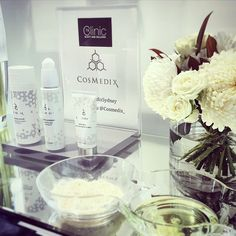 """@cosmedix_'s photo: """"Such a great shot by  @ozproductjunkie at our #Australian blogger event at @theclinicau yesterday. Can't wait to hear what she thinks of our new #cosmedix products!"""""""