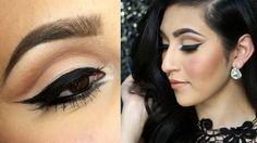 Night Glam Makeup Tutorial |Chocolate Bar Palette