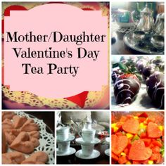 "I added ""Mother/ Daughter Valentine's Day Tea Party -"" to an #inlinkz linkup!http://driftwood-gardens.com/valentines-tea-party/"