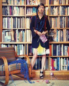 Knit Wit Vogue Korea March 2016