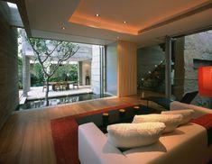 70 moderne, innovative Luxus Interieur Ideen fürs Wohnzimmer - modern design baum liegestuhl komfortable