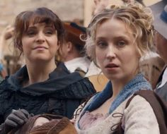 The Musketeers series 3x10. Elodie sees the man, who the Musketeers were looking for when they came to her village. BBC