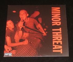 "Got in the Minor Threat ""Bla...! Order at http://deadtankrecords.com/products/minor-threat-black-sheep-in-gotham-lp?utm_campaign=social_autopilot&utm_source=pin&utm_medium=pin Free shipping on US orders over $60"