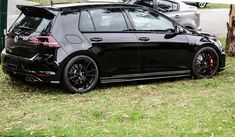 Josh84's 2014 Mk7 Golf R sitting on OZ Racing wheels. (Click on photo for…