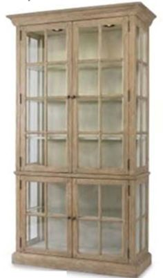 #Möbel #Landhausstil #Regal European House, China Cabinet, Living Room Designs, Display Cabinets, Room Dividers, Bookcases, House Styles, Storage, Archive