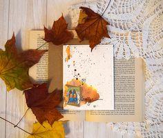 Кошка на море: АннаСкрап - Осеннее вдохновение