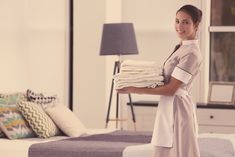 Housekeeping for offices is more than just a one-time activity; rather, it includes regular monitoring and follow-up. Take a look at this blog of what housekeeping in OKC can do for your office and the benefits they provide with their services. #housekeeping_OKC Professional House Cleaning, Desperate Housewives, Time Activities, One Time, Housekeeping, Clean House, Workplace, Tips, Housewife